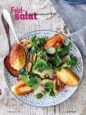 Rezept - Feldsalat mit Kartoffelnocken und Äpfeln - Simply Kochen Diät-Rezepte für gesunde Ernährung