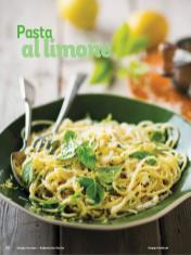 Rezept - Pasta al limone - Simply Kochen Italienische Küche