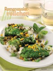 Rezept - Romanasalatröllchen - Simply Kochen Italienische Küche