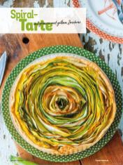 Rezept - Spiral-Tarte mit grünen und gelben Zucchini - Simply Kochen Diät-Rezepte für gesunde Ernährung