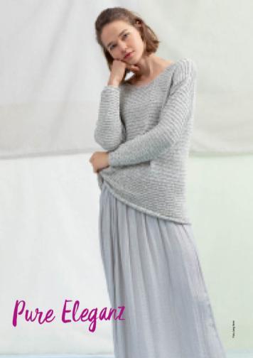 Strickanleitung - Pure Eleganz - Simply Stricken 03/2020