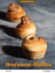 Rezept - Bratwurst-Muffins - Brötchen Backen mit Tommy Weinz Teil 2 – 03/2020
