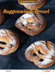 Rezept - Roggenmisch-Brezel - Brötchen Backen mit Tommy Weinz Teil 2 – 03/2020