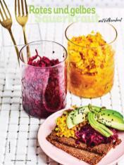 Rezept - Rotes und gelbes Sauerkraut mit Vollkornbrot - Simply Kochen mit Vorräten 02/2020