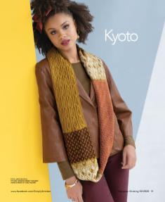 Strickanleitung - Kyoto - Designer Knitting 03/2020