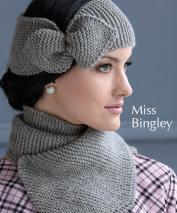 Strickanleitung - Miss Bingley - Designer Knitting 03/2020