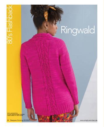 Strickanleitung - Ringwald - Designer Knitting 03/2020