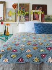 Häkelanleitung - Von Blüten & Ecken - Best of Simply Häkeln – Die schönsten Decken 02/2020