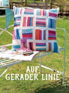 Häkelanleitung - Auf Gerader Linie - Simply Kreativ Heft 03/2020