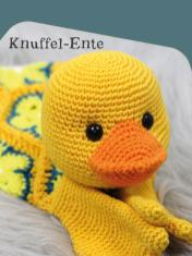 Häkelanleitung - Knuffel-Ente - Simply Häkeln Best of Amigurumi & Friends 01/2020