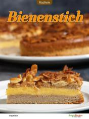 Rezept - Bienenstich - Low Carb Backen mit Tommy Weinz – 01/2020