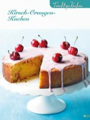 Rezept - Kirsch-Orangen-Kuchen - Simply Backen Sonderheft Sommertorten – 01/2020