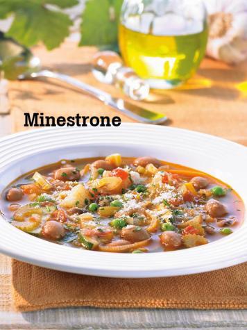 Rezept - Minestrone - Vegan Food & Living – 04/2020