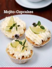 Rezept - Mojito-Cupcakes - Vegan Food & Living – 04/2020