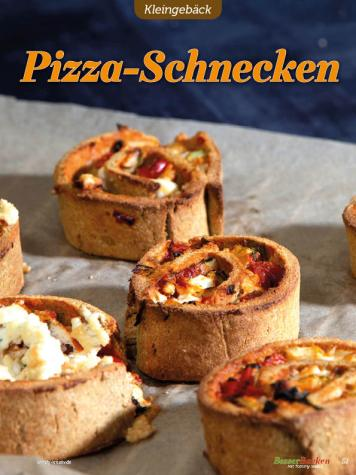 Rezept - Pizza-Schnecken - Low Carb Backen mit Tommy Weinz – 01/2020