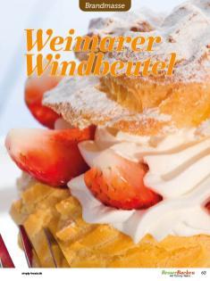 Rezept - Weimarer Windbeutel - Besser Backen mit Tommy Weinz Vol. 2 – 04/2020
