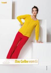 Strickanleitung - Das Gelbe vom Ei - Fantastische Strickideen Sonderheft 04/2020