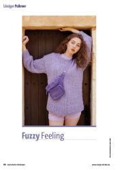 Strickanleitung - Fuzzy Feeling - Fantastische Strickideen Sonderheft 04/2020