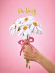 Häkelanleitung - Oh, Daisy - Simply Häkeln 05/2020