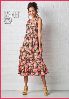 Nähanleitung - Das Kleid Rosa - Simply Nähen 05/2020