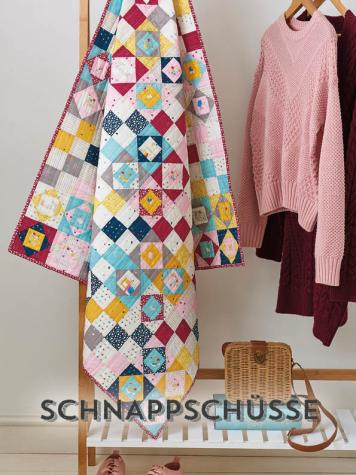 Nähanleitung - Schnappschüße - Simply Kreativ Sonderheft Patchwork + Quilting 01/2020