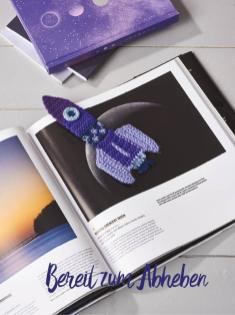 Häkelanleitung - Bereit zum Abheben - Best of Simply Häkeln Sonderheft – Home-Deko 01/2020