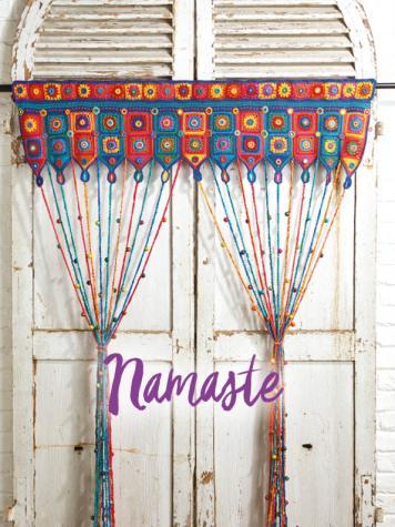 Häkelanleitung - Namaste - Best of Simply Häkeln Sonderheft – Home-Deko 01/2020