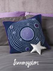 Häkelanleitung - Sonnensystem - Best of Simply Häkeln Sonderheft – Home-Deko 01/2020