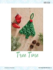 Häkelanleitung: Tree-Time – simply häkeln Weihnachts-Special 0120