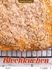 Rezept - Blechkuchen - Easy Backen mit Sauerteig mit Tommy Weinz – 01/2020