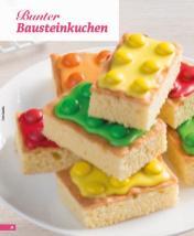 Rezept - Bunter Bausteinkuchen - Simply Backen Blechkuchen – 03/2020