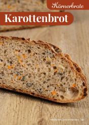 Rezept - Karottenbrot - Simply Backen kompakt Brote 04/2020