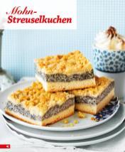 Rezept - Mohn-Streuselkuchen - Simply Backen Blechkuchen – 03/2020