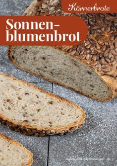 Rezept - Sonnenblumenbrot - Simply Backen kompakt Brote 04/2020