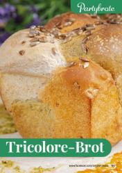 Rezept - Tricolore-Brot - Simply Backen kompakt Brote 04/2020