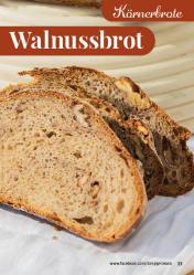 Rezept - Walnussbrot - Simply Backen kompakt Brote 04/2020