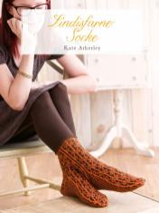 Strickanleitung - Lindisfarne-Socke - Best of Simply Stricken Socken 01/2020