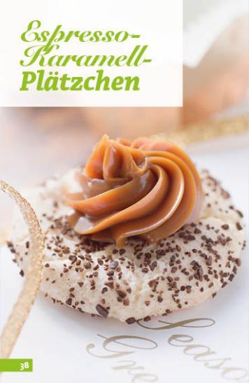 Rezept - Espresso-Karamell-Plätzchen - Simply Backen Sonderheft Weihnachts-Plätzchen – 01/2020