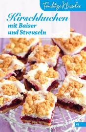 Rezept - Kirschkuchen mit Baiser und Streuseln - Simply Backen Sonderheft Obstkuchen – 01/2020