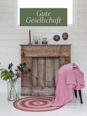 Häkelanleitung - Gute Gesellschaft - Simply Häkeln Special Decken & Co 01/2021