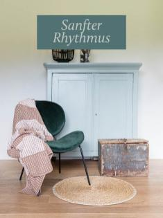 Häkelanleitung - Sanfter Rhythmus - Simply Häkeln Special Decken & Co 01/2021