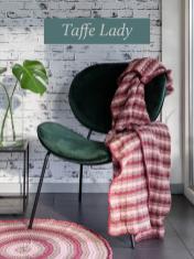Häkelanleitung - Taffe Lady - Simply Häkeln Special Decken & Co 01/2021