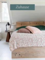 Häkelanleitung - Zuhause - Simply Häkeln Special Decken & Co 01/2021