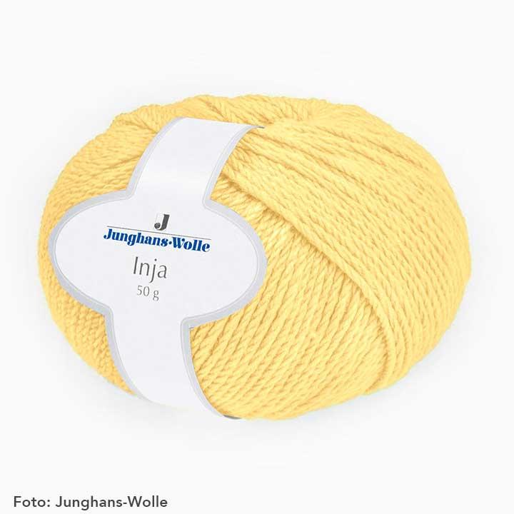 Gelb, Junghans-Wolle Inja