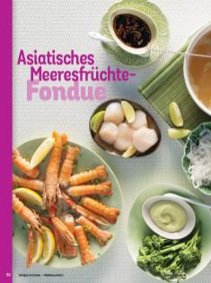 Rezept - Asiatisches Meeresfrüchte-Fondue - Simply Kochen Weihnachten 01/2020