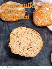 Rezept - Buttermilch-Bauern-Brötchen - Best of Besser Backen mit Tommy Weinz – 01/2021
