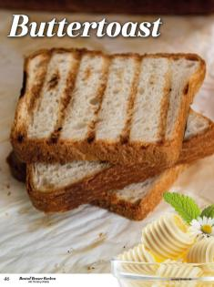 Rezept - Buttertoast - Best of Besser Backen mit Tommy Weinz – 01/2021