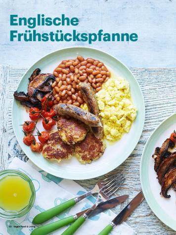 Rezept - Englische Frühstückspfanne - Vegan Food & Living – 05/2020