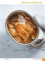 Rezept - Hähnchen in Weißweinsoße - Simply Kochen Sonderheft: One-Pot-Gerichte