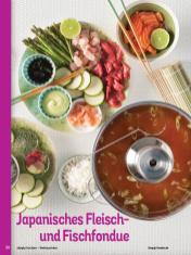 Rezept - Japanisches Fleisch und Fischfondue - Simply Kochen Weihnachten 01/2020